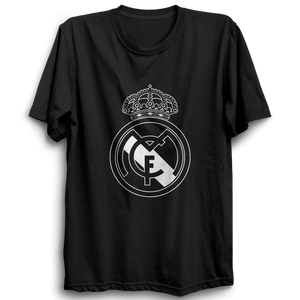 Real Madrid 2 - Half Sleeve Black