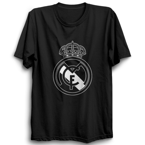 Image of Real Madrid 2 - Half Sleeve Black