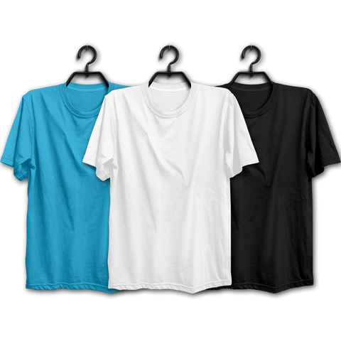 SWB Combo Half Sleeve T-shirts(Pack of 3)