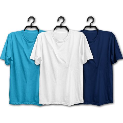 SWN Combo Half Sleeve T-shirts(Pack of 3)
