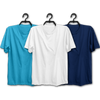 Image of SWN Combo Half Sleeve T-shirts(Pack of 3)