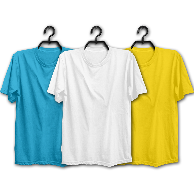 SWY Combo Half Sleeve T-shirts(Pack of 3)