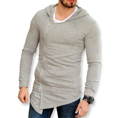 Assassin's Full sleeve T-shirt Grey