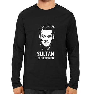 Sultan Of Bollywood -Full Sleeve Black