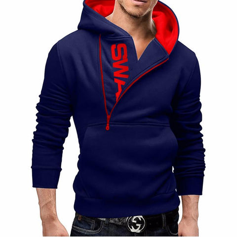 Image of Assassin's Creed Swag Hoodie Navy Blue