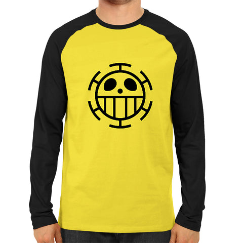 Trafalgar Law Raglan Full Sleeve