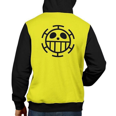 Image of Trafalgar Law Hoodie (Zipper)