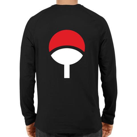 Uchiha Clan Logo Full Sleeve Black