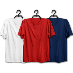 WRN Combo Half Sleeve T-shirts(Pack of 3)