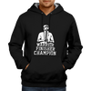 Image of CRIC 48 - Warrior Finisher Champion Yuvraj -Hoodie-Black