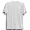 Image of Basic Plain White Half Sleeve