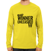 Image of PUBG-07-Wild Winner Unleashed -Full Sleeve Yellow