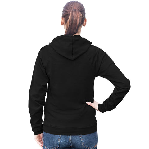 Queens Are Born In December 2 - Black Hoodie