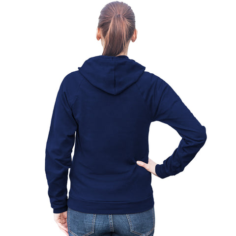 Image of Eat Sleep K-POP Rinse Repeat - Navy Blue Hoodie