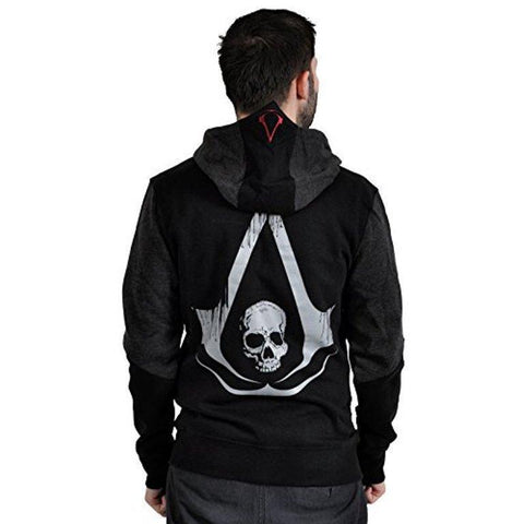 Image of Assassin Creed Black Flag Hoodie