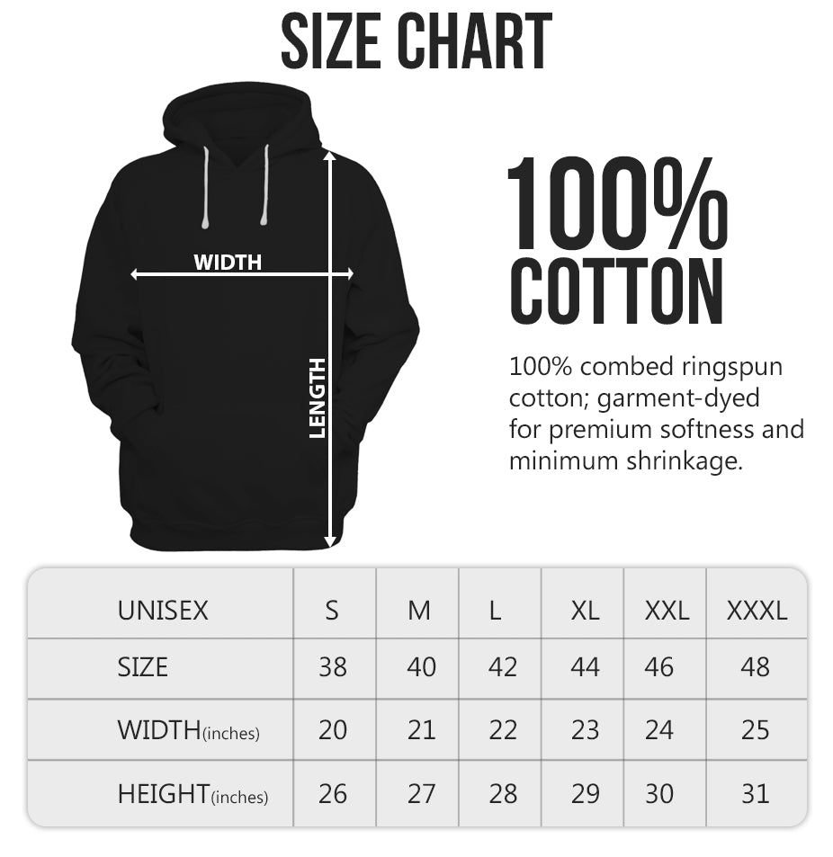 Attack On Titan Hoodie Black