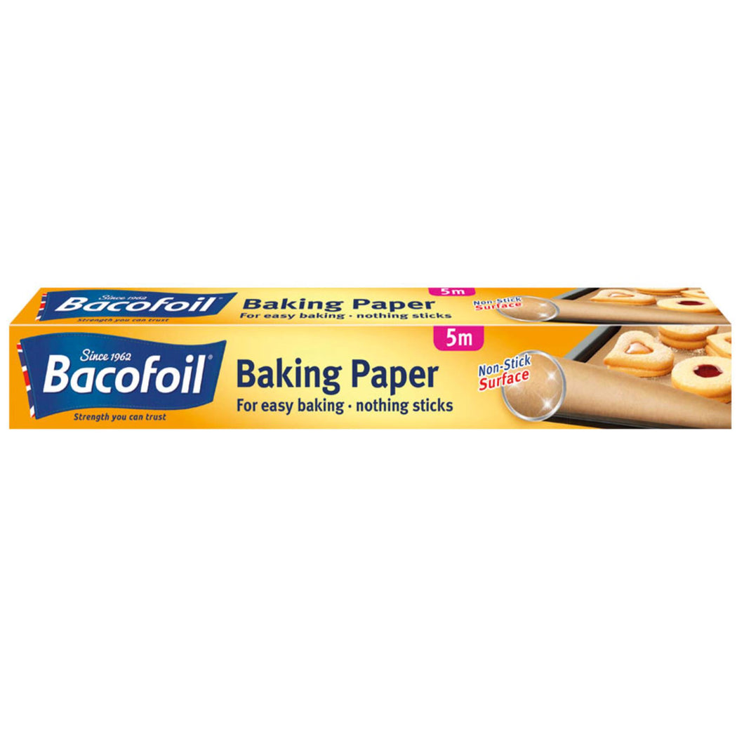 Baco Baking Paper 5mtr