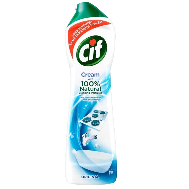 Cif Cream Cleaner Original 500ml
