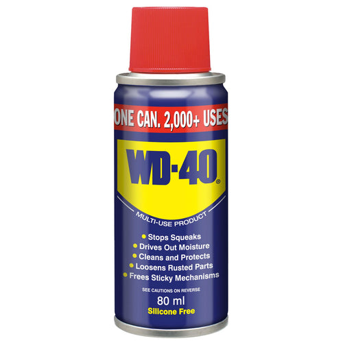 WD-40 Aerosol Can 80ml