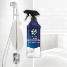 Load image into Gallery viewer, Cif Perfect Finish Mould Stain Remover Spray 435ml
