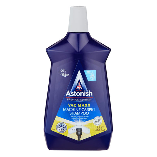 Astonish Vac maxx Carpet Shampoo 1L