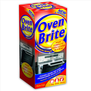 Oven Brite Oven Cleaner Kit