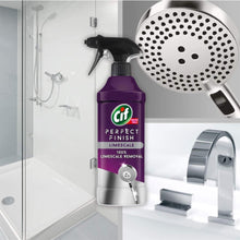 Load image into Gallery viewer, Cif Perfect Finish Limescale Removal 435ml