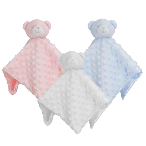 Soft Touch Baby Comforter