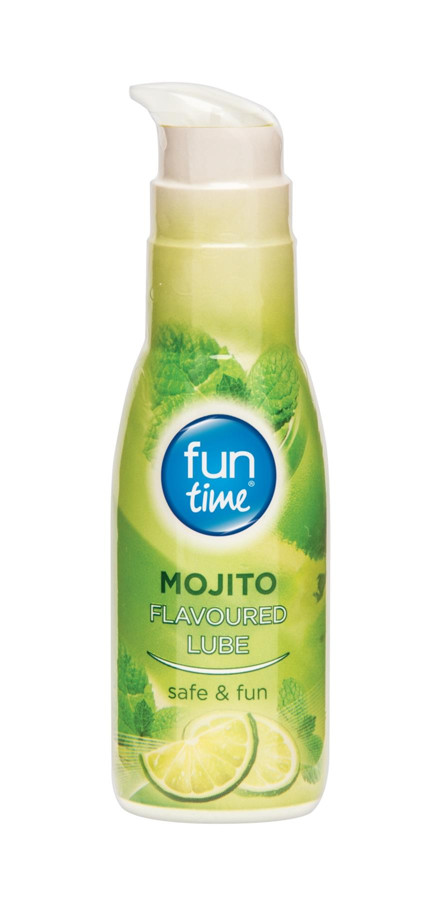 Fun Time Mojito Lube 75ml