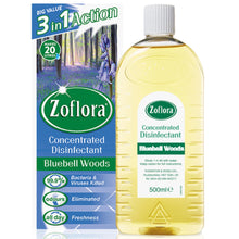 Load image into Gallery viewer, Zoflora Bluebell Woods Disinfectant 500ml