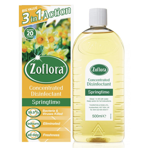 Zoflora Springtime Disinfectant 500ml