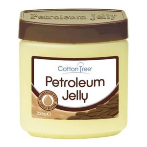 Cotton Tree Petroleum Jelly with cocoa butter 284g