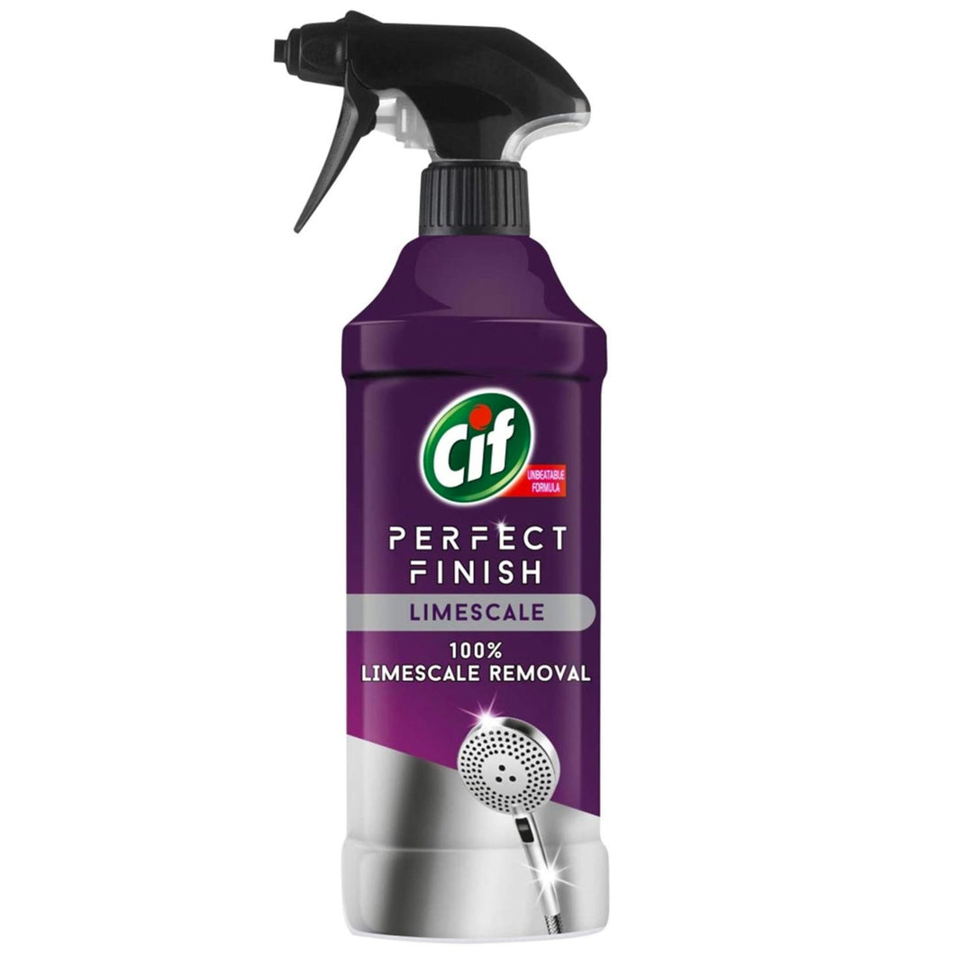 Cif Perfect Finish Limescale Removal 435ml