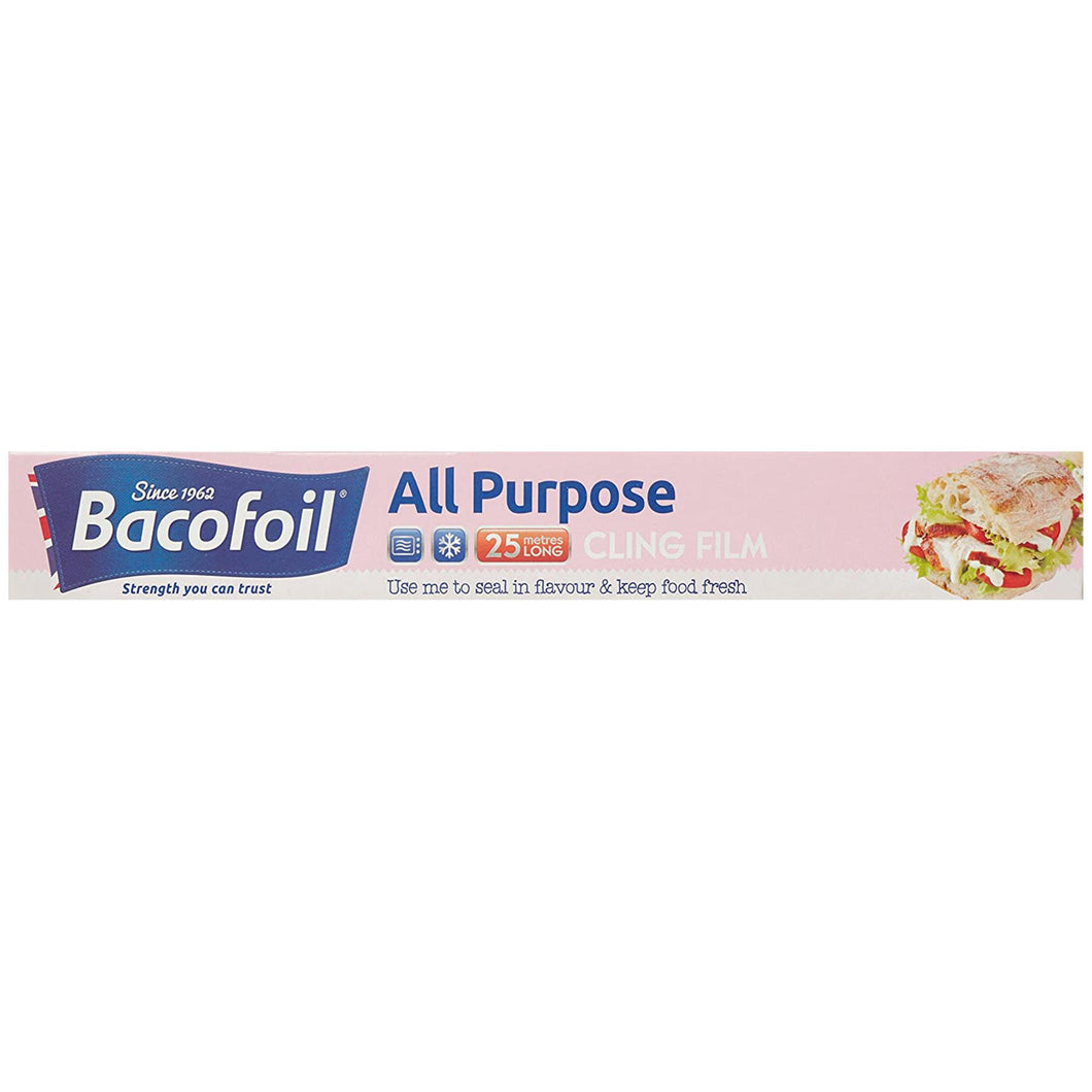 Bacofoil Cling Film 25m