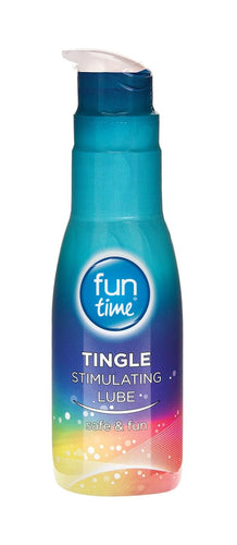 Playtime Tingle Stimulating Lube 75ml