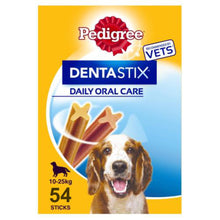 Load image into Gallery viewer, Pedigree Dentastix Daily Oral Care Medium Dog 77g (pack of 18)