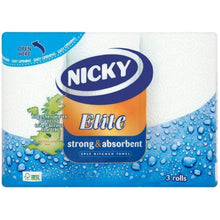 Load image into Gallery viewer, Nicky Elite Kitchen Towels 3's