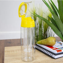 Load image into Gallery viewer, Infuser Water Bottles 750ml