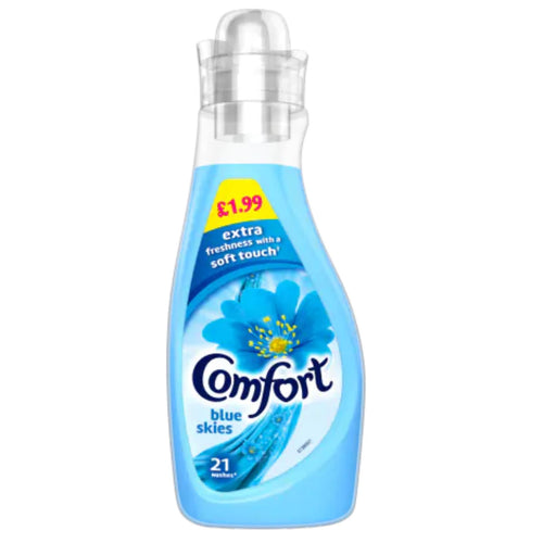 Comfort Blue Skies Fabric Conditioner 750ml