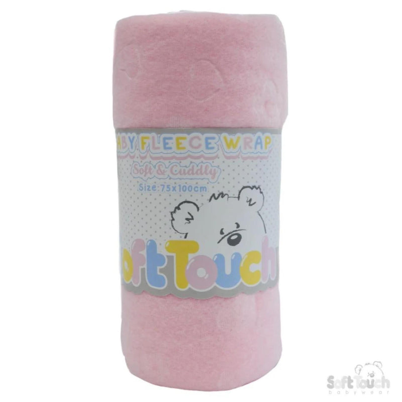 Soft Touch Fleece Baby Blanket