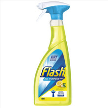 Load image into Gallery viewer, Flash All Purpose Lemon Spray 469ml