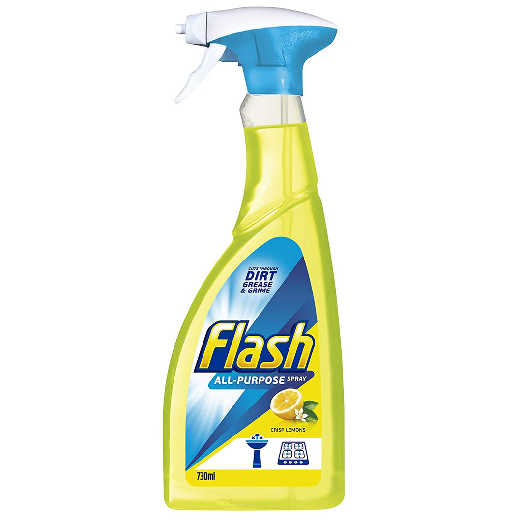 Flash All Purpose Lemon Spray 469ml