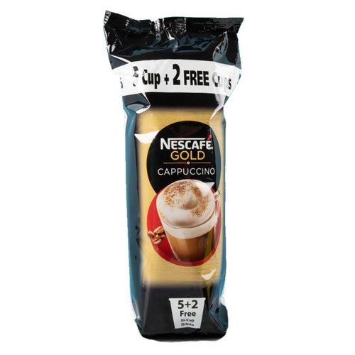 Nescafe Cappuccino Cup Drink 7s