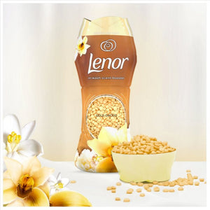 Lenor In-Wash Scent Booster Beads Gold Orchid 194g