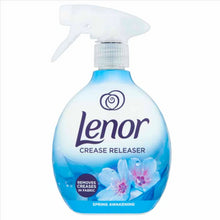 Load image into Gallery viewer, Lenor Crease Releaser 500ml - Twin Pack