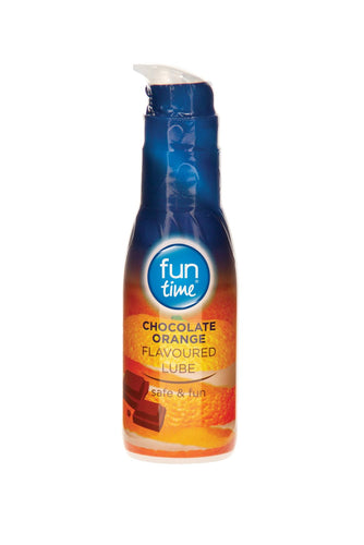 Fun Time Chocolate orange Lube 75ml