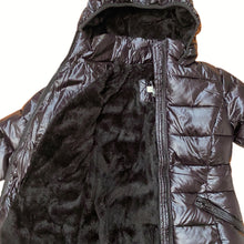 Load image into Gallery viewer, Black Puffer Jacket