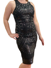 Load image into Gallery viewer, Knitted Halter Dress