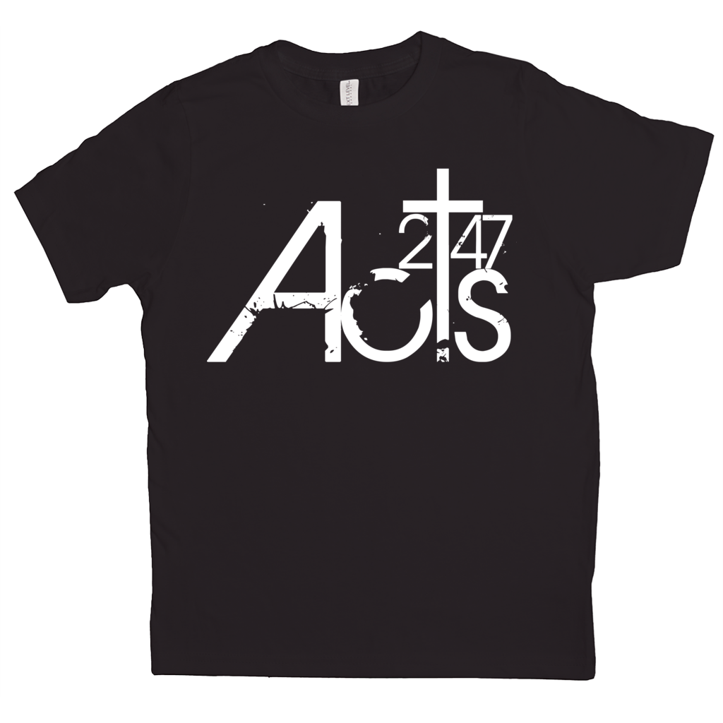 Acts 2:47 Youth T-Shirt