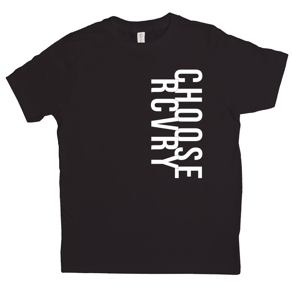 Choose RCVRY Youth T-Shirt